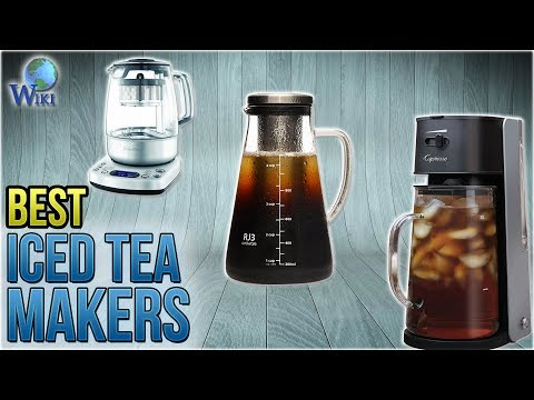 10 Best Iced Tea Makers 2018