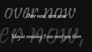 Saosin - It's All Over Now with lyrics