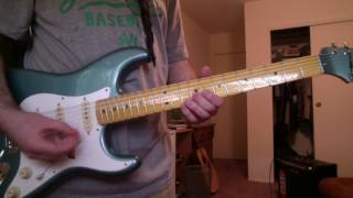 U2 The Little Things You Give Away Guitar Cover Tutorial