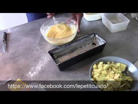 la-recette-gâteau-aux-pommes