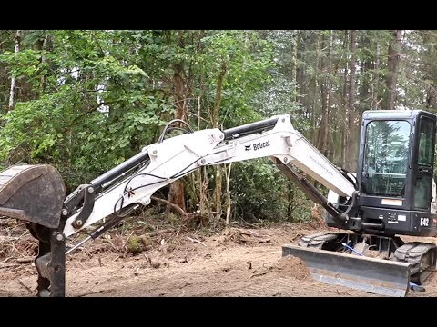 Clearing Land For A House Day 2!!!
