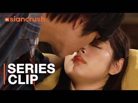 Tempted by the Sleeping Beauty of his crush | J Drama | Hoping To Give You A Big Hug Tonight