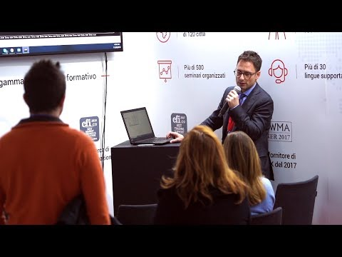 XM.COM - 2018 - ITForum - Italy - Milan - Education matters