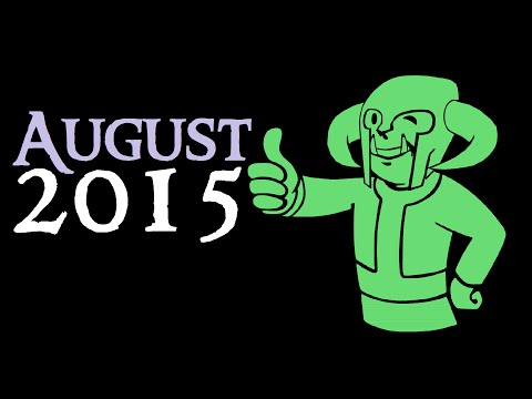 MINIONS MONTHLY - August 2015 (THE RAMBLE)