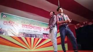Condition Of Tourism In India .. drama by Students of Hojai College