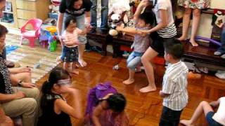 3 Year Old Birthday Game Time