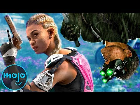 Crazy Far Cry New Dawn Easter Eggs thumbnail