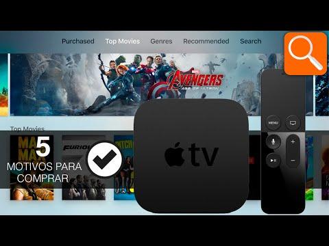 5 motivos para comprar el Apple TV