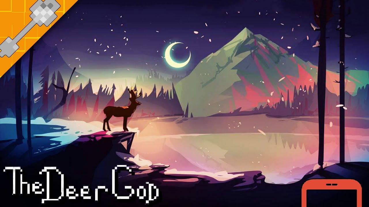 Animated Watch Wallpaper For Mobile The Deer God 3d Pixel Art Platformer Mobile Games