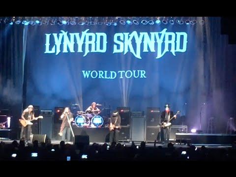 Lynyrd Skynyrd - Honky Tonk Night Time Man(Merle Haggard Tribute)(LIVE 6-18-16)