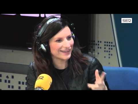 """Laura Pausini: ''Nunca soñé con la fama. Lo veía inalcanzable"""". Cadena SER"""