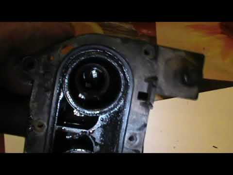 Ремонт клапанов печки мерседес W124