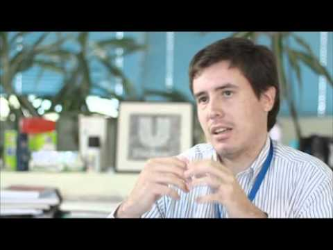 Experiencia Jóvenes Profesionales, Daniel Espejo | Category Accountant Solution Wash Unilever Chile