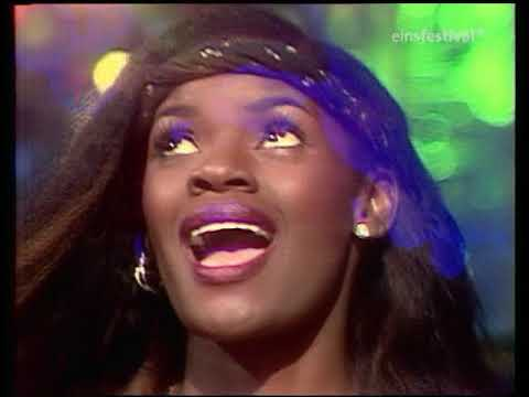 Marcia Hines - Baby Blue