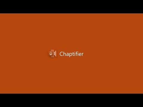 Chaptifier Trailer