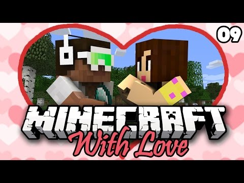 MINECRAFT WITH LOVE - EP 9 - STRONGHOLD?!