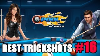 8 Ball Pool: Best Trickshots - Episode #16