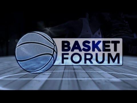 Basket Forum (Nello Corbini, Michele Catalani)21122016