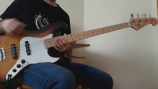 Opeth - The Seventh Sojourn (Bass cover)
