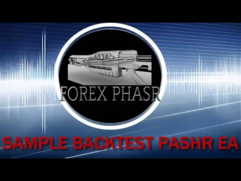 PHASR EA Sample Open Positition Trade