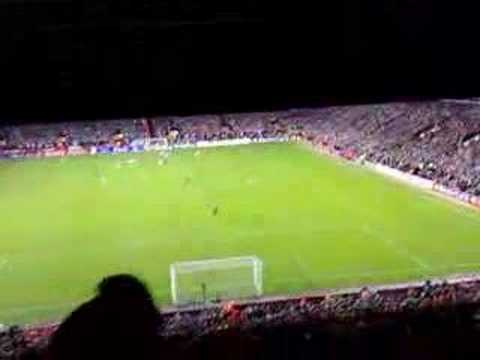 CL - Liverpool - Arsenal - Babel Goal Live view from the KOP