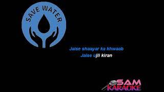 Ek Ladki Ko Dekha _Sanam Puri Karaoke Sam Karaoke