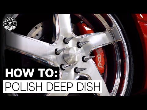 How To Remove Stains & Water Spots From Billet Wheels | Chemical Guys