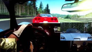 rF2 - Nordschleife - Chevrolet Corvette C6 - 100% AI race