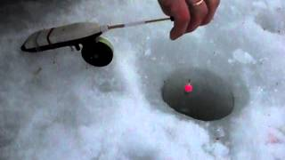 зимняя электроудочка для лентяев
