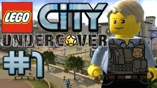 Thumbnail für das LEGO City Undercover Let's Play