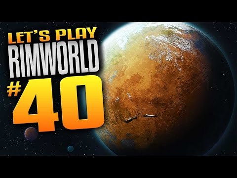 RimWorld Alpha 15 Gameplay - Ep 40 - Buying Slaves (Let's Play RimWorld) (Mature Content)