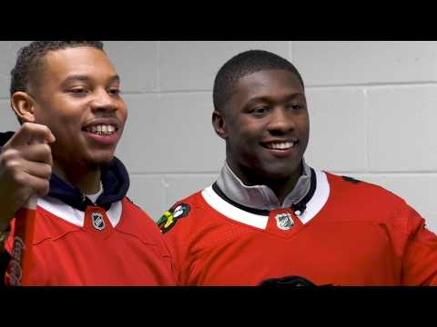 Shoot the Puck: Roquan Smith