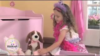 "Kidkraft ""wooden"" Austin Toy Box"