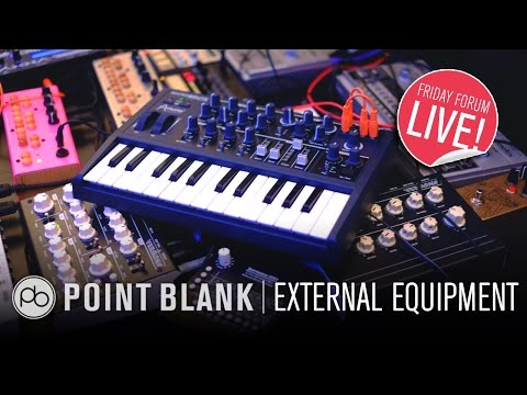 Ableton Live Tutorial: Using External Equipment (FFL!)