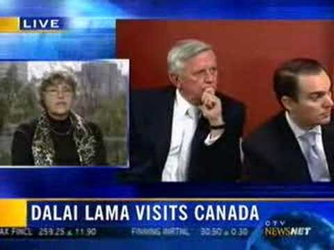 Shame on China Bullying Canada Fail