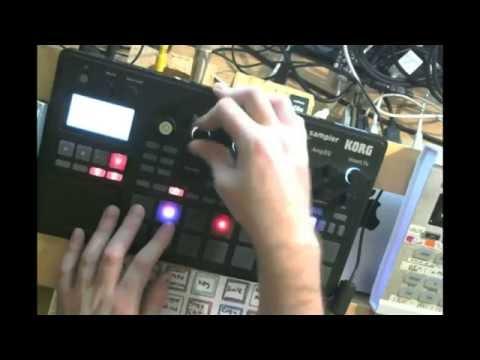 Electribe Sampler Tutorial Neuro Bass