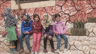 The children of Syria have no hope for tomorrow