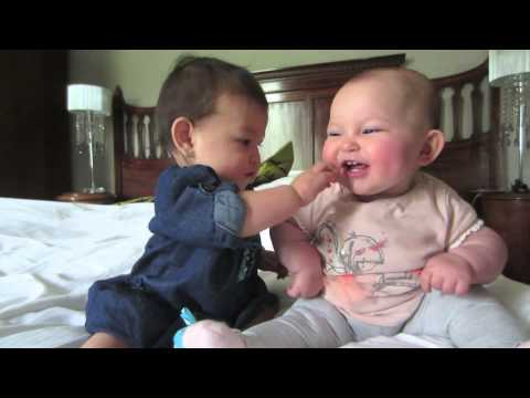 Cutest Baby Talk Ever!