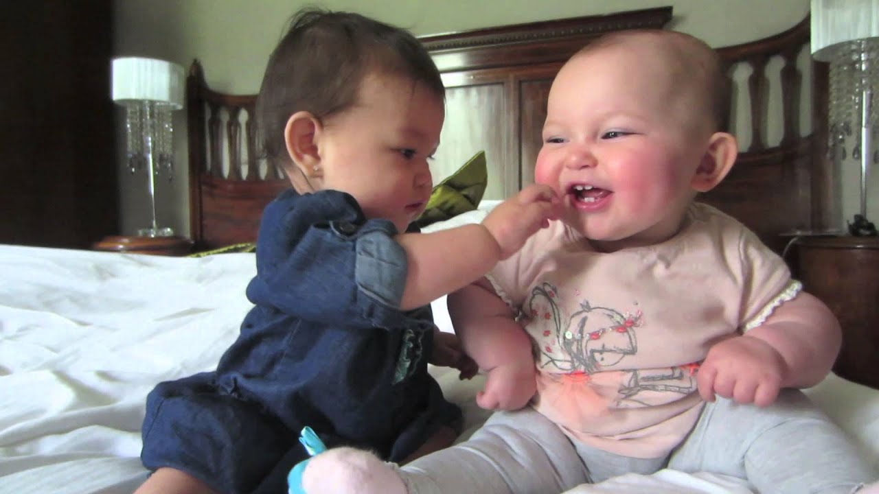 cutest baby talk ever! - youtube