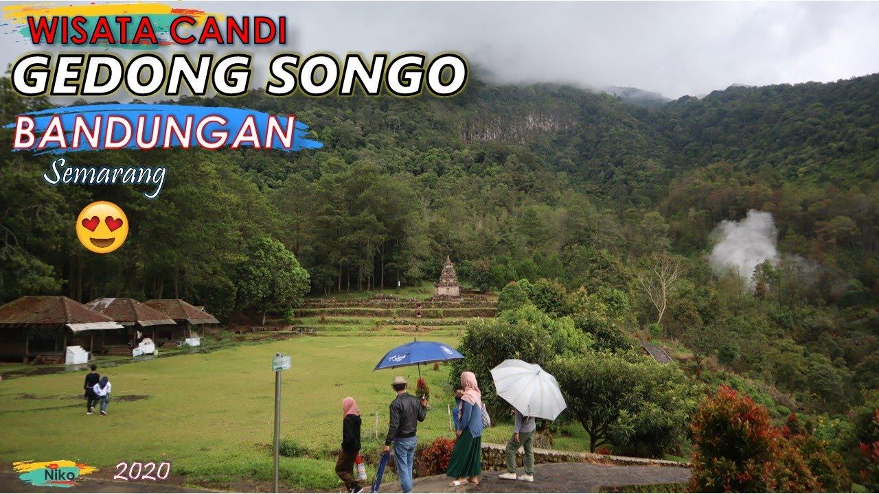 Wisata Candi Gedong Songo BANDUNGAN Semarang, MANTAB tapi ZONK!!!