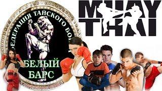 Муай Тай Тайский бокс БЕЛЫЙ БАРС Набережные Челны