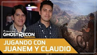 Ghost Recon Wildlands - Jugando con Juanem de Atomix y Clau de Gamers