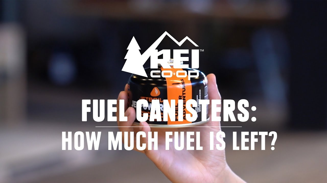 How to Measure Canister Fuel || REI