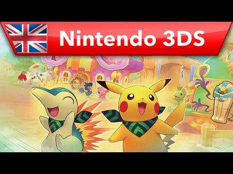 Pokémon Super Mystery Dungeon - Overview Trailer (Nintendo 3DS)