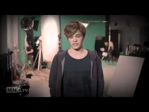 Harrison Gilbertson sends a message to Conspiracy 365 !