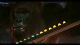 Mighty Joe Young rescues Jason