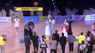 World DanceSport Games 2013 Kaohsiung I Day 2 I Part 5