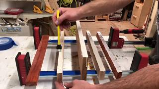 Beginner woodworking / How to make a cutting board