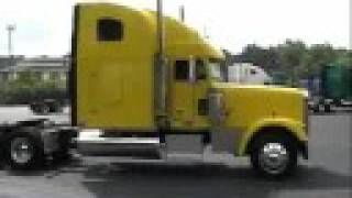 Freightliner Classic XL, used heavy duty truck sales