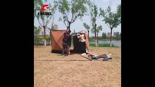 육각스크린텐트 대형 텐트 야영 캠핑용 쉘터 스크린